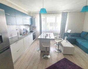 Apartament cu doua camere, mobilat si utilat complet, strada Catanelor, Floresti