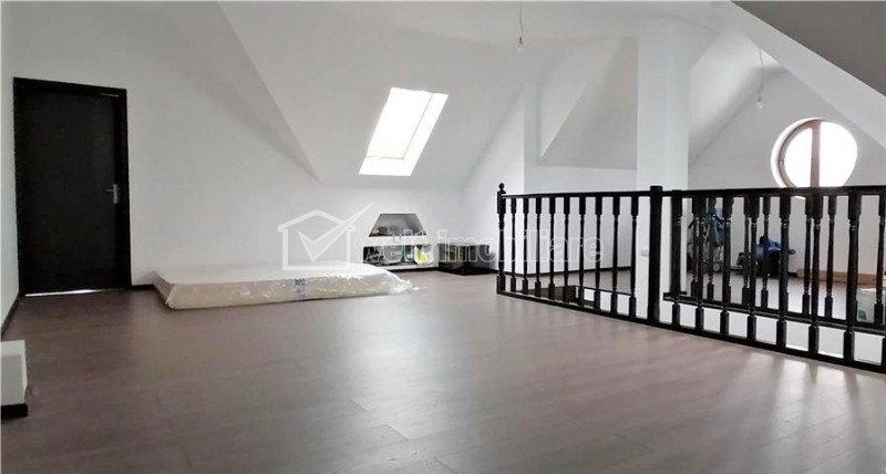 Duplex foarte spatios 300 mp utili, pentru 1-2 familii, in complex rezidential