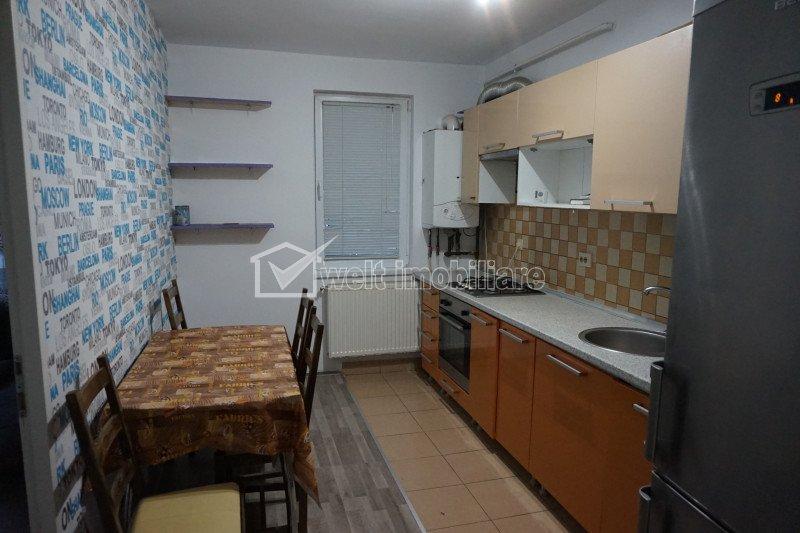 Apartament 2 camere cu gradina, situat in Floresti, zona Eroilor