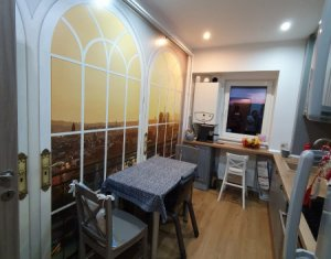 Apartament 3 camere, 68 mp, DECOMANDAT, etaj intermediar, Aurel Vlaicu Marasti