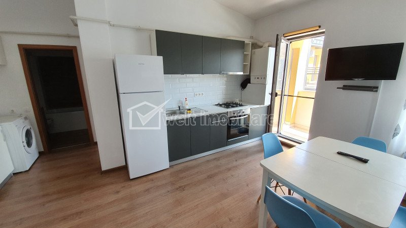 Apartament cu doua camere, mobilat si utilat, Donath Park