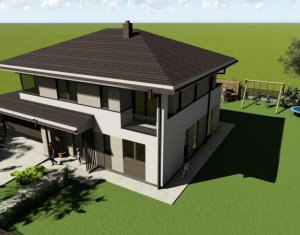 House 6 rooms for sale in Cluj-napoca, zone Faget