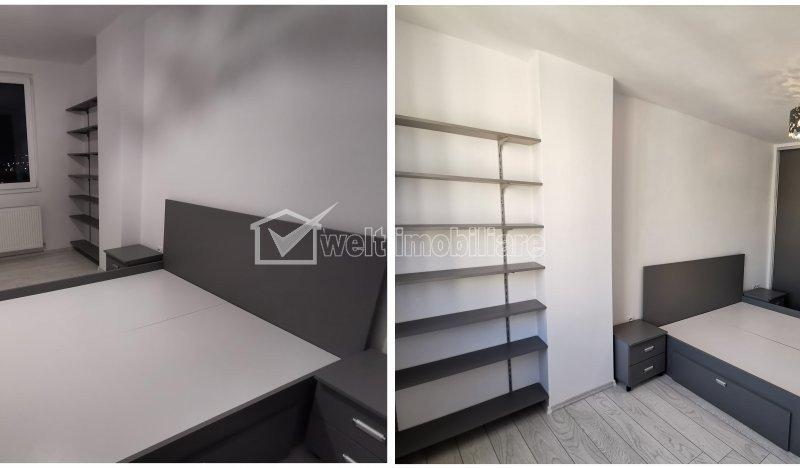 Apartament 3 camere, etaj intermediar, parcare, Iris