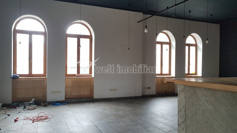 Commercial space for rent in Cluj-napoca, zone Marasti