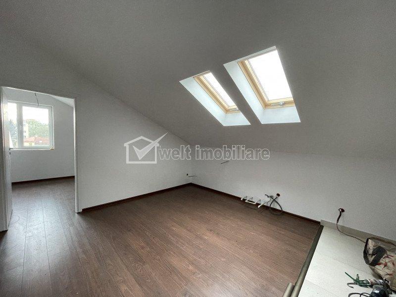 Vanzare apartament cu 2 camere, mansarda, Dorobantilor, 42 mp, finisat, parcare