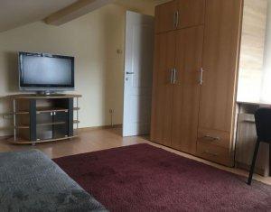 Apartament o camera, 34 mp, loc parcare, aer conditionat, Manastur