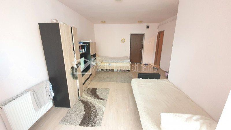Apartament cu 2 camere, finisat, Floresti, zona Florilor