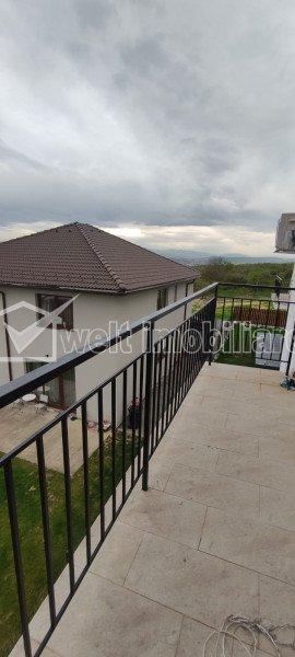 Duplex 120 mp, P+2, 66 mp terasa, 2 parcari, cartierul Tineretului, Iris