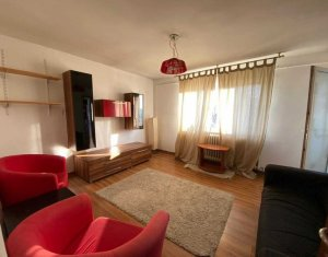 Apartament cu 2 camere, decomandat, 40mp utili, zona Minerva