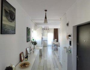 Apartament 3 camere, 2 bai, 78 mp,+parcare situat in zona rezidentiala Borhanci