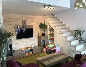 Apartament 3 camere, 94 mp, garaj, capat Brancusi, Borhanci