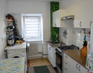 Apartament 3 camere + 2 bai, decomandat, 62 mp, garaj, Louis Pasteur