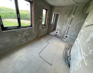 Borhanci Casa 4 camere 132 mp utili, gradina, garaj