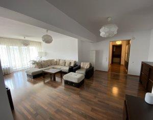 Apartament 3 camere, 114 mp utili cu 20 mp terasa, loc parcare, Plopilor