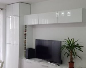 Apartament de 2 camere, etaj intermediar, finisat si utilat modern
