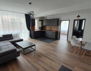 Apartament 2 camere, mobilat, utilat, loc de parcare, Urusagului