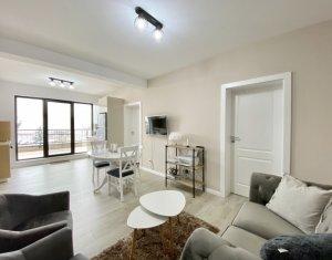 Apartament lux, 3 camere, imobil exclusivist, la 2 minute de UMF