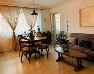 Apartament cu 3 camere, finisat, mobilat, zonă VIVO