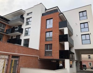 Apartament 1 camera, 44,78 mp, imobil nou in zona centrala