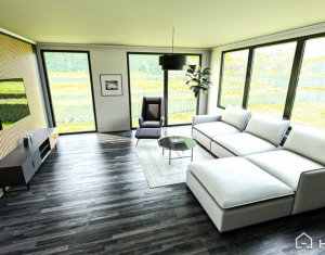 Duplex modern, view superb, cartier rezidential Voronet, Iris