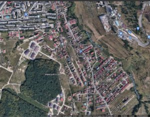 Teren cu PUD aprobat pentru 2 case unifamiliale, Manastur