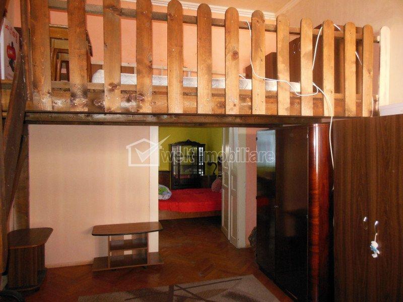 Inchiriere apartament 3 camere confort lux, central, zona Platinia
