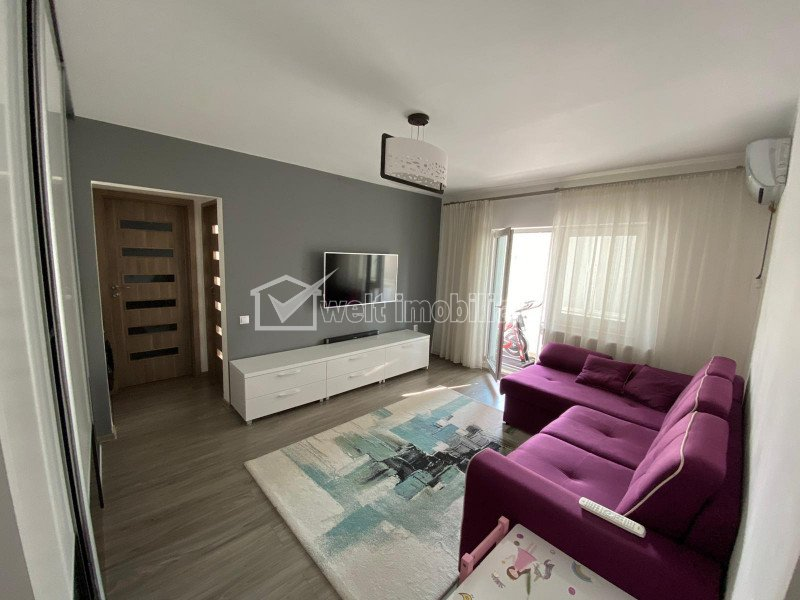 Apartament 2 camere ultrafinisat, panorama, zona Interservisan, Iulius Mall