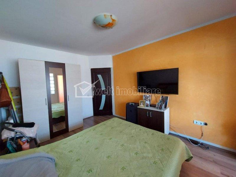 Apartament doua camere, mobilat si utilat, strada Florilor, Floresti