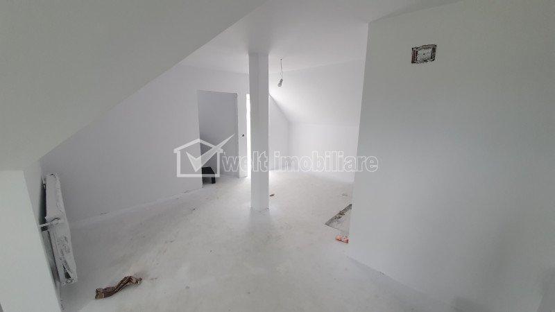 Apartament cu 2 camere, semifinisat, strada Muzeul Apei