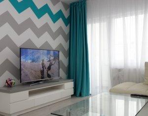 Apartament 2 camere, 65 mp, aer conditionat, loc parcare, zona OMV Manastur