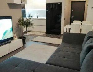 Apartament 3 camere, etaj 2/8, imobil nou, ultrafinisat, parcare subterana, Iris