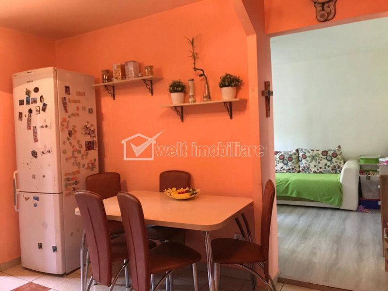 Zona UMF! Apartament de 4 camere, etaj 1, decomandat, Zorilor, strada Pasteur
