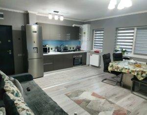 Apartament 2 camere cu gradina si garaj, situat in Floresti