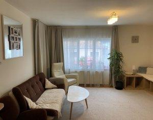 Vanzare apartament 2 camere, 65 mp, etaj 1, bloc nou, zona Campului