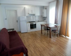 Apartament de inchiriat, cu 2 camere, in bloc nou, zona Zorilor (M.Eliade)
