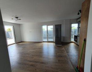 Bloc nou!  Apartament cu gradina de 85mp, Finisat
