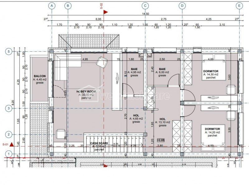 Casa 5 camere, 424 mp teren, baza sportiva Gheorgheni