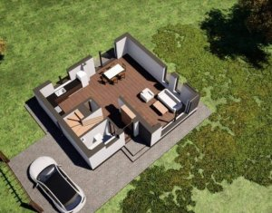 Casa individuala, sat Luna de Sus