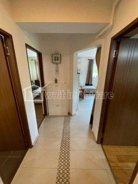 Apartament in casa, 2 camere, parcare, modern, Gheorgheni