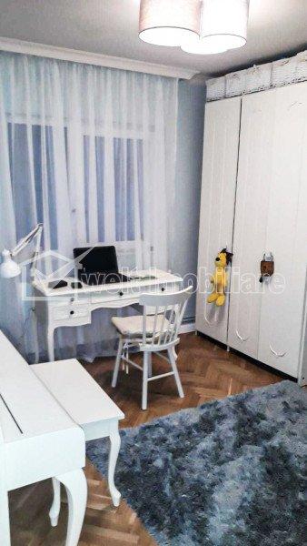 Apartament 3 camere, 70 mp, lux, parcare, la cheie, zona Nicolae Titulescu