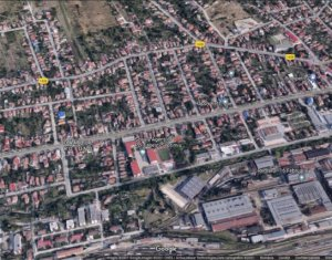Land for sale in Cluj-napoca, zone Dambul Rotund