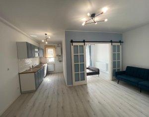 Apartament 2 camere in Floresti langa parc, bloc cu lift, finisat si mobilat lux