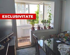 Apartament cu 3 camere, 60 MP, cartierul Grigorescu, piata 14 iulie