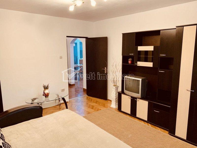Apartament 2 camere + 2 balcoane, 56 mp, decomandat, Grigorescu, Donath