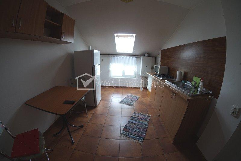 Apartament cu 1 camera, 40 mp, mobilat si utilat, zona Big Manastur