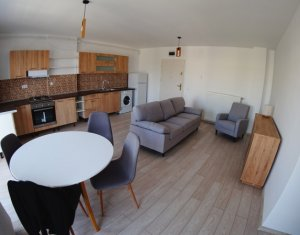 Apartament 2 camere+terasa 20 mp, finisat modern, imobil nou