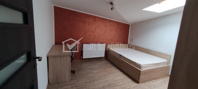 Duplex 83 mp, living open space, 2 dormitoare, Zorilor, Sigma