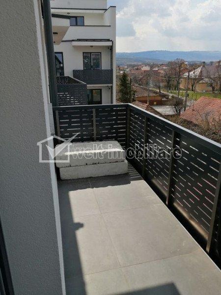Apartament 3 camere,scara interioara, terasa,parcare subterana Marasti
