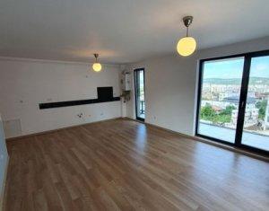 Apartament cu terasa, finisat, parcare subterana inclusa, Zorilor