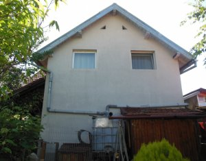 Vanzare casa Dej, 2 apartamente, zona centru, teren 432 mp